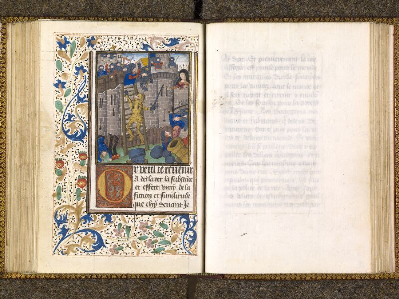 CHANTILLY, Bibliothèque du château, 0151 (1477), f. 070v - 070bis