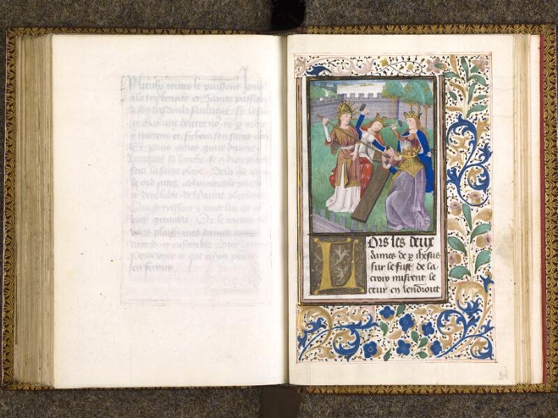 CHANTILLY, Bibliothèque du château, 0151 (1477), f. 093v bis - 094