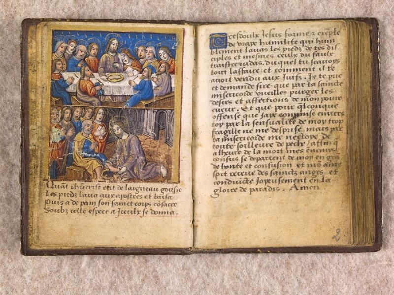 CHANTILLY, Bibliothèque du château, 0155 (1606), f. 001v - 002