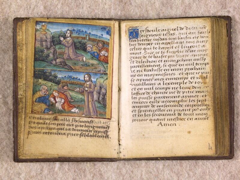 CHANTILLY, Bibliothèque du château, 0155 (1606), f. 003v - 004