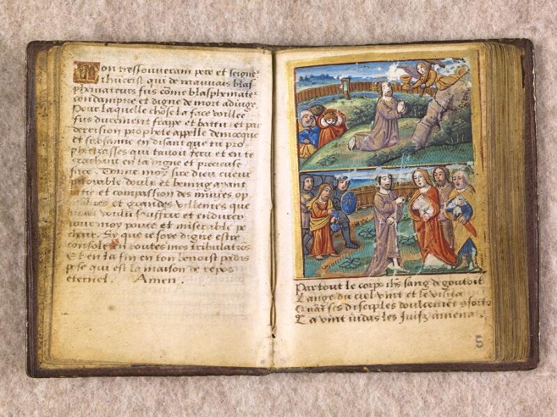 CHANTILLY, Bibliothèque du château, 0155 (1606), f. 004v - 005