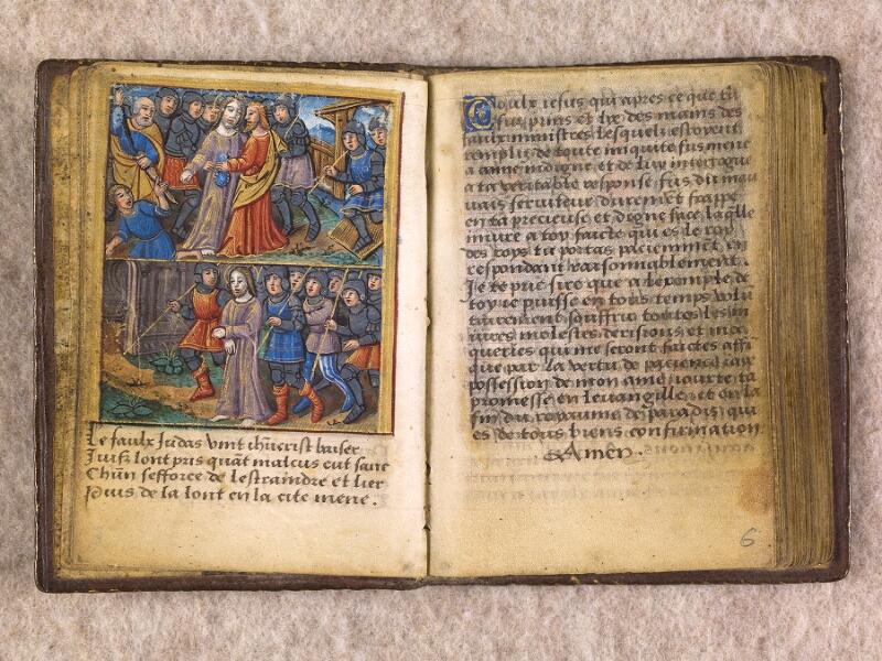 CHANTILLY, Bibliothèque du château, 0155 (1606), f. 005v - 006
