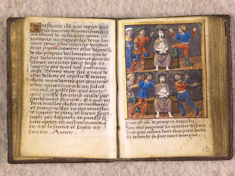 CHANTILLY, Bibliothèque du château, 0155 (1606), f. 014v - 015