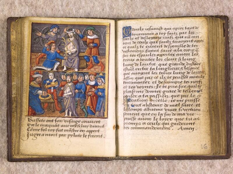 CHANTILLY, Bibliothèque du château, 0155 (1606), f. 015v - 016