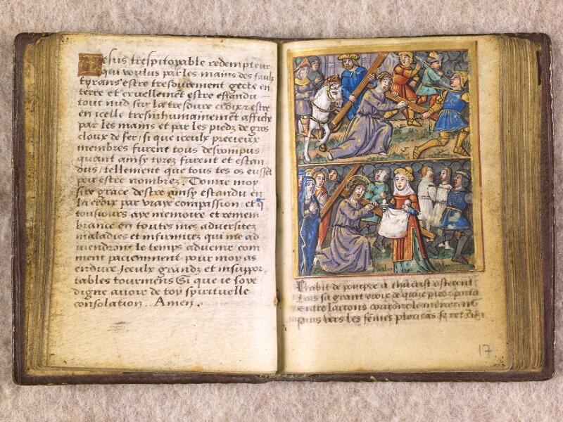 CHANTILLY, Bibliothèque du château, 0155 (1606), f. 016v - 017