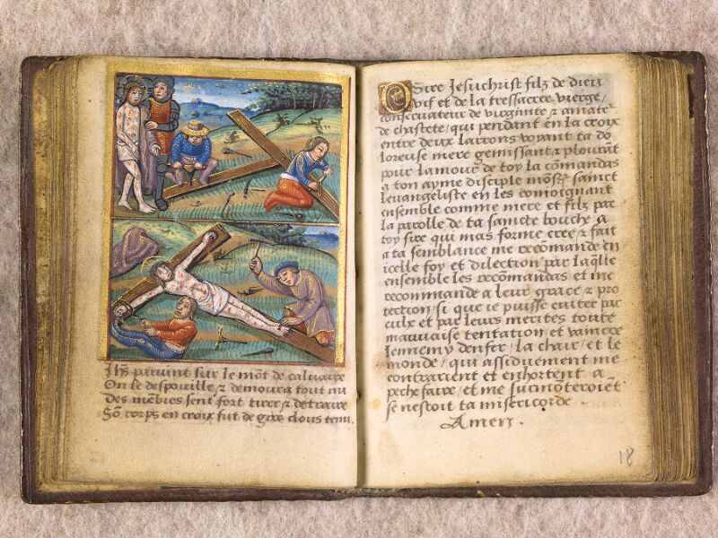 CHANTILLY, Bibliothèque du château, 0155 (1606), f. 017v - 018