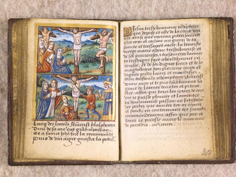 CHANTILLY, Bibliothèque du château, 0155 (1606), f. 019v - 020