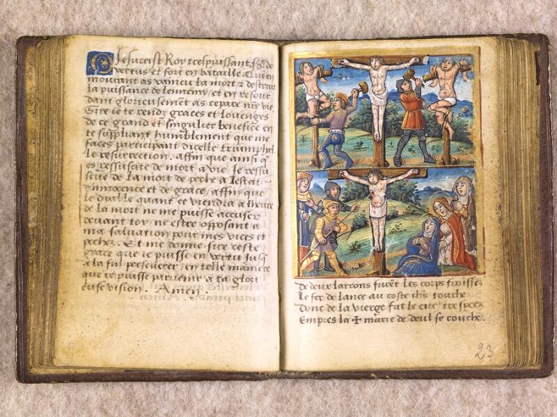 CHANTILLY, Bibliothèque du château, 0155 (1606), f. 022v - 023