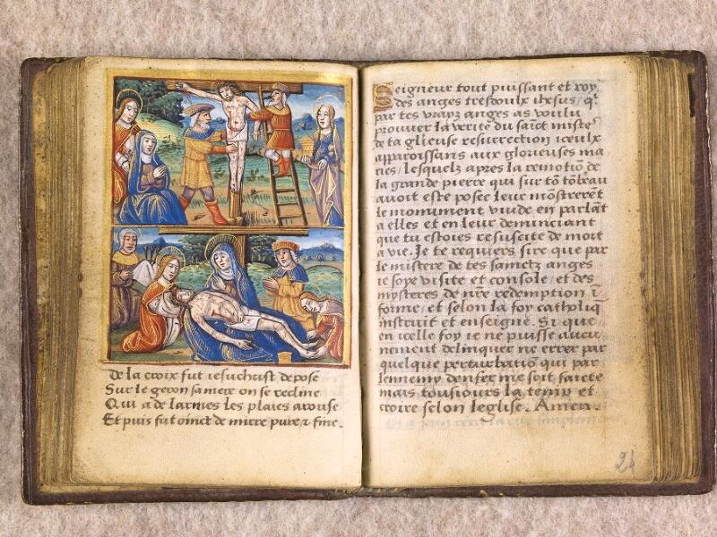 CHANTILLY, Bibliothèque du château, 0155 (1606), f. 023v - 024