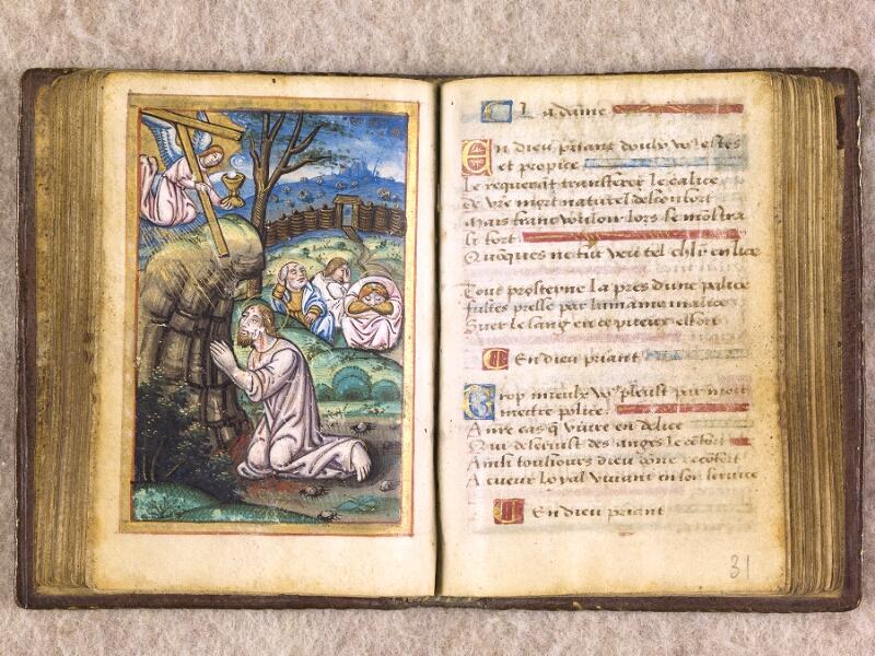 CHANTILLY, Bibliothèque du château, 0155 (1606), f. 030v - 031