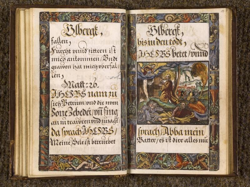 CHANTILLY, Bibliothèque du château, 0163 (1433), f. 016v - 017