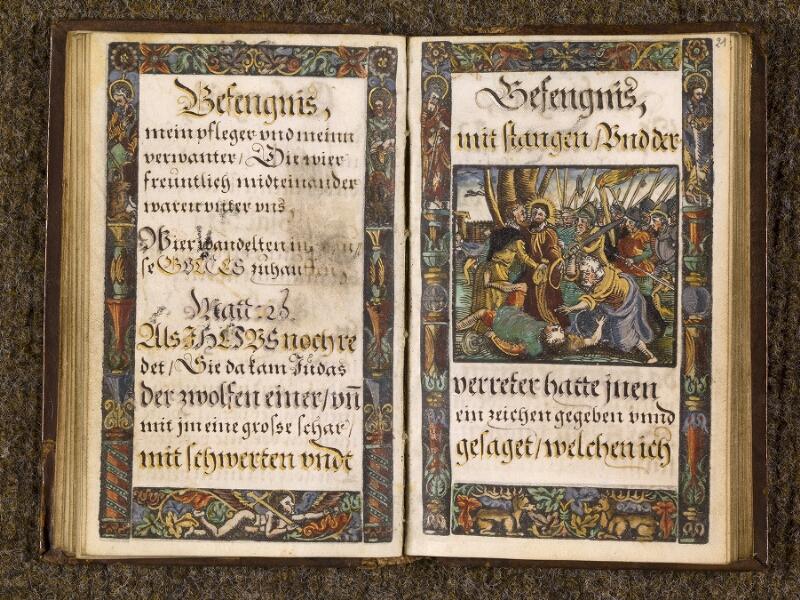CHANTILLY, Bibliothèque du château, 0163 (1433), f. 020v - 021
