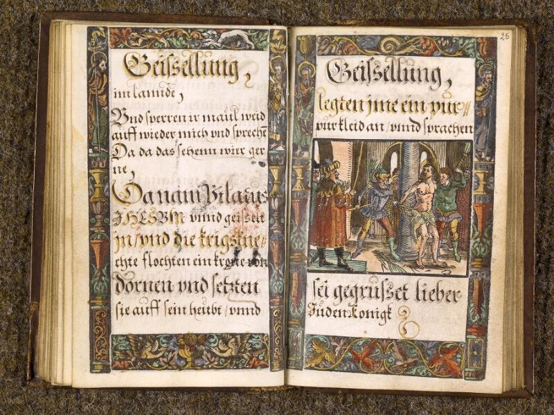 CHANTILLY, Bibliothèque du château, 0163 (1433), f. 024v - 025