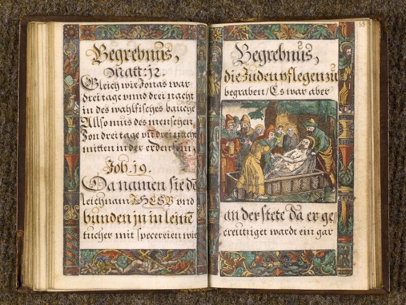 CHANTILLY, Bibliothèque du château, 0163 (1433), f. 032v - 033