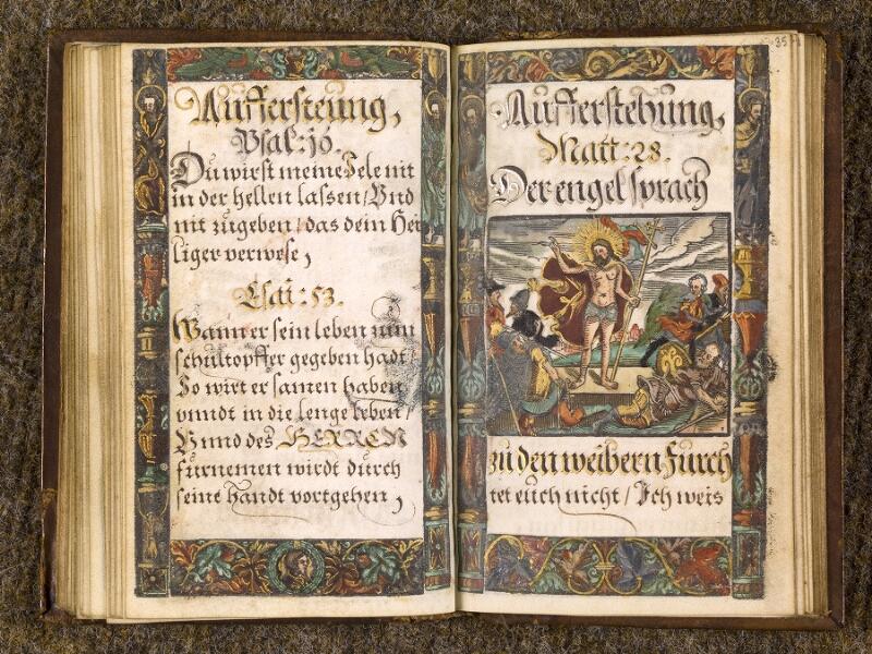 CHANTILLY, Bibliothèque du château, 0163 (1433), f. 034v - 035