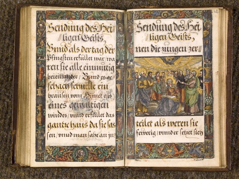 CHANTILLY, Bibliothèque du château, 0163 (1433), f. 041v - 042