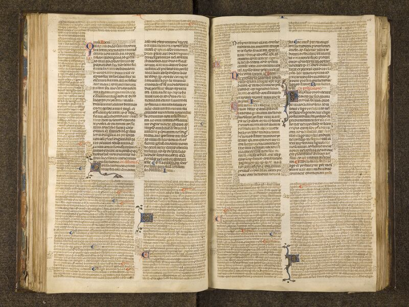 CHANTILLY, Bibliothèque du château, 0217 (0521), f. 107v - 108