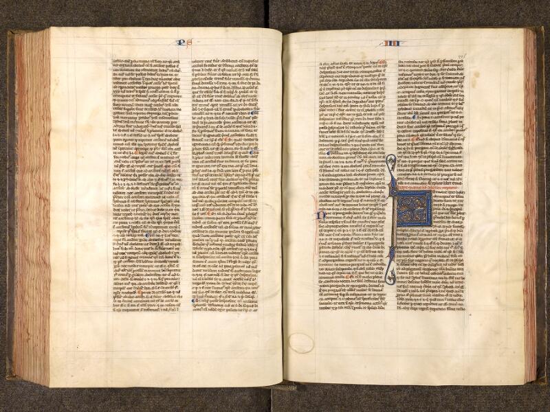 CHANTILLY, Bibliothèque du château, 0244 (0405), f. 225v - 226