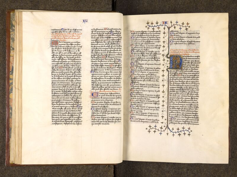 CHANTILLY, Bibliothèque du château, 0279 (0320), f. 026v - 027