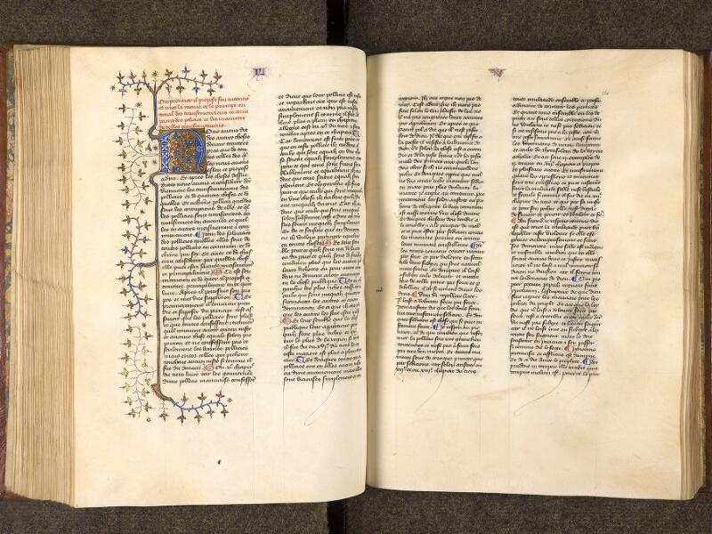 CHANTILLY, Bibliothèque du château, 0279 (0320), f. 140v - 141
