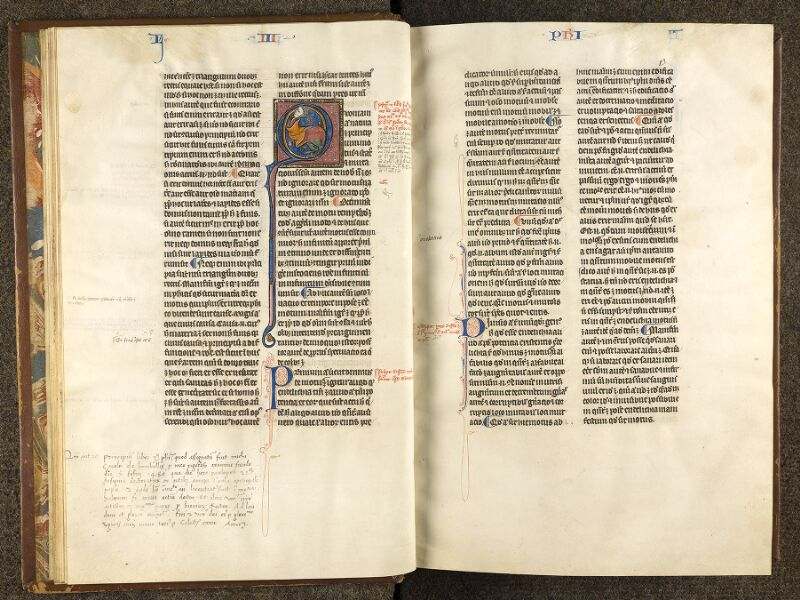 CHANTILLY, Bibliothèque du château, 0280 (1051), f. 012v - 013