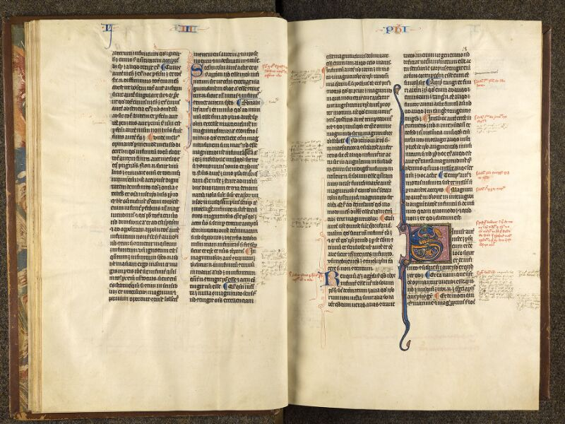CHANTILLY, Bibliothèque du château, 0280 (1051), f. 017v - 018