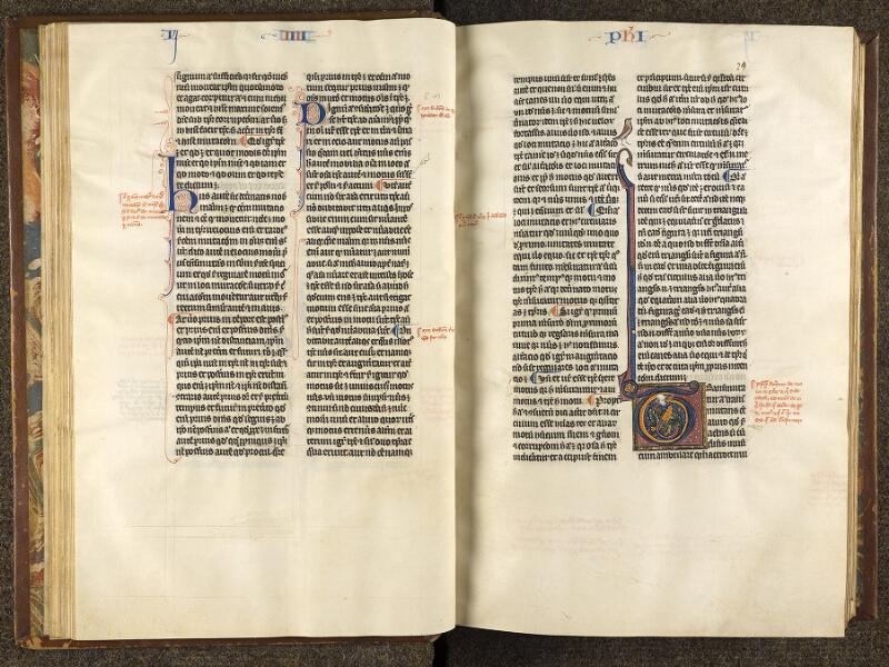 CHANTILLY, Bibliothèque du château, 0280 (1051), f. 028v - 029