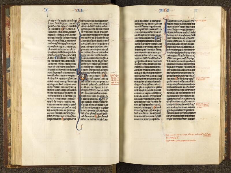 CHANTILLY, Bibliothèque du château, 0280 (1051), f. 046v - 047