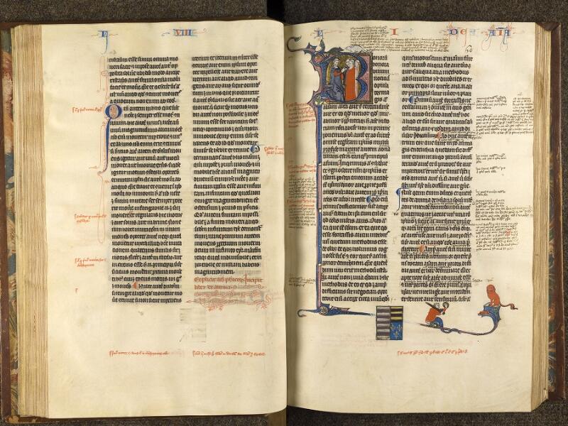 CHANTILLY, Bibliothèque du château, 0280 (1051), f. 059v - 060