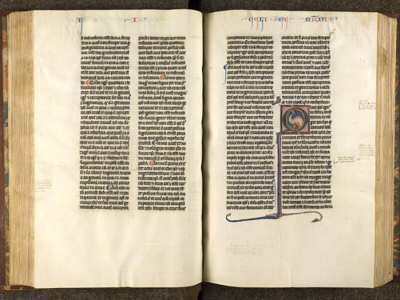 CHANTILLY, Bibliothèque du château, 0280 (1051), f. 095v - 096