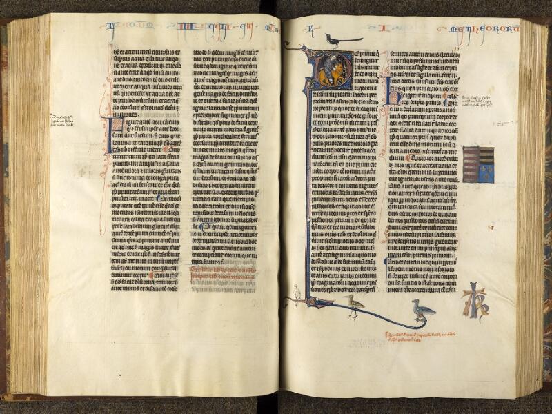 CHANTILLY, Bibliothèque du château, 0280 (1051), f. 119v - 120