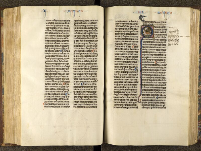 CHANTILLY, Bibliothèque du château, 0280 (1051), f. 150v - 151