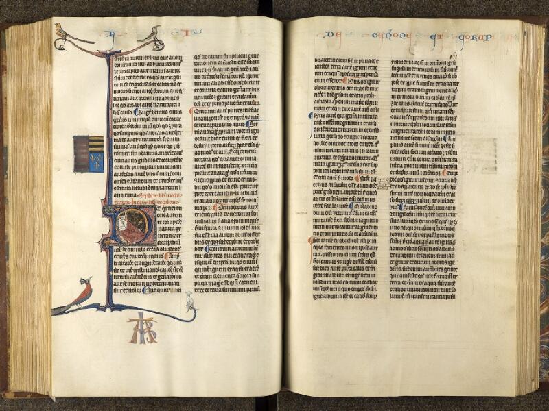 CHANTILLY, Bibliothèque du château, 0280 (1051), f. 160v - 161
