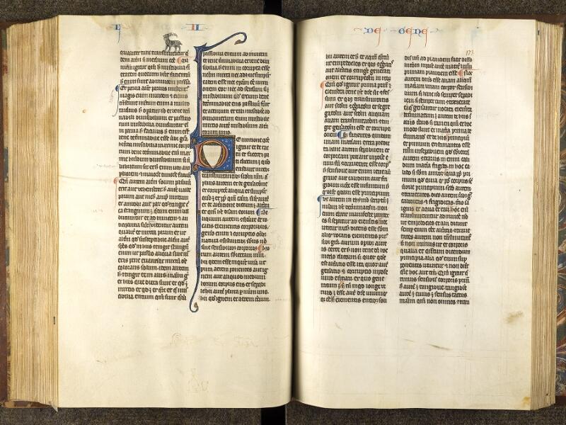 CHANTILLY, Bibliothèque du château, 0280 (1051), f. 172v - 173