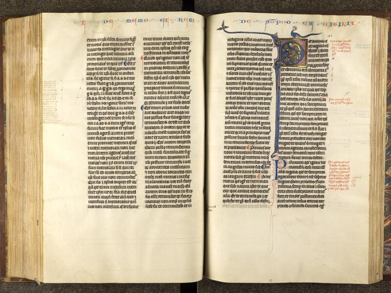 CHANTILLY, Bibliothèque du château, 0280 (1051), f. 183v - 184