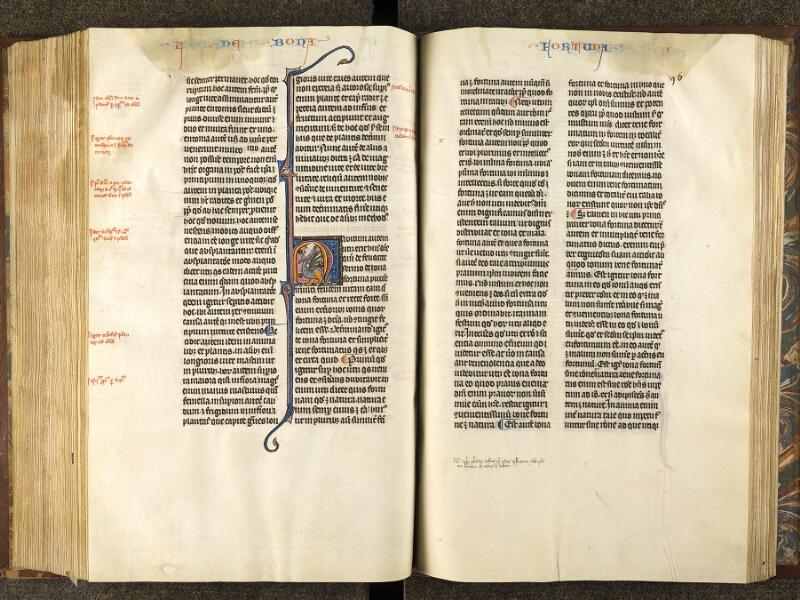 CHANTILLY, Bibliothèque du château, 0280 (1051), f. 195v - 196