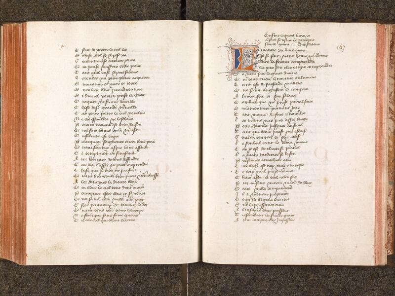 CHANTILLY, Bibliothèque du château, 0285 (0663), f. 146v - 147