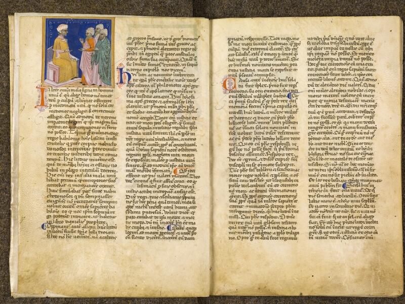CHANTILLY, Bibliothèque du château, 0286 (1075), f. 002v - 003