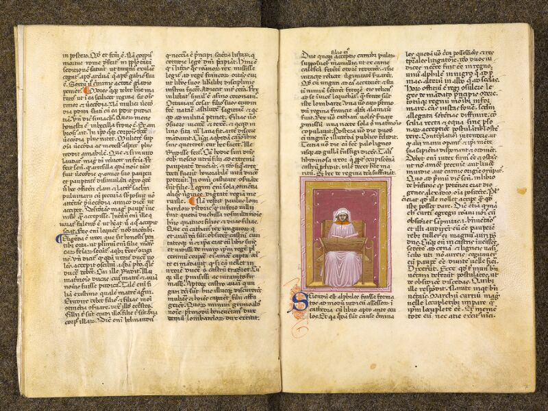 CHANTILLY, Bibliothèque du château, 0286 (1075), f. 006v - 007