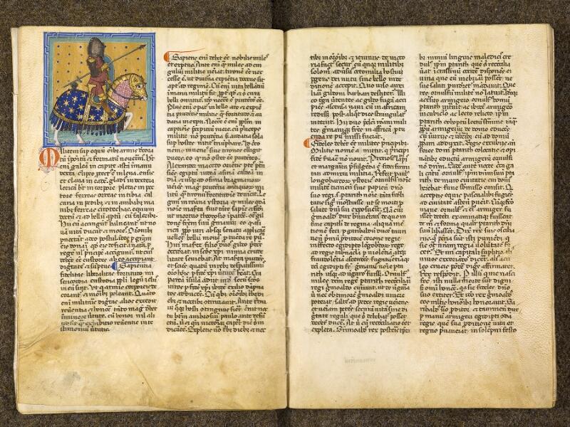 CHANTILLY, Bibliothèque du château, 0286 (1075), f. 008v - 009