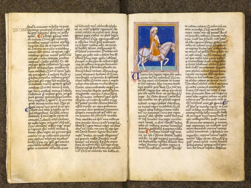 CHANTILLY, Bibliothèque du château, 0286 (1075), f. 010v - 011