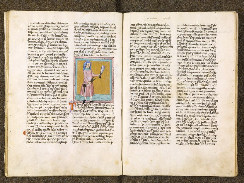 CHANTILLY, Bibliothèque du château, 0286 (1075), f. 015v - 016