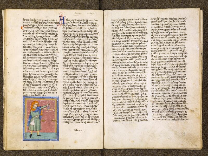 CHANTILLY, Bibliothèque du château, 0286 (1075), f. 017v - 018
