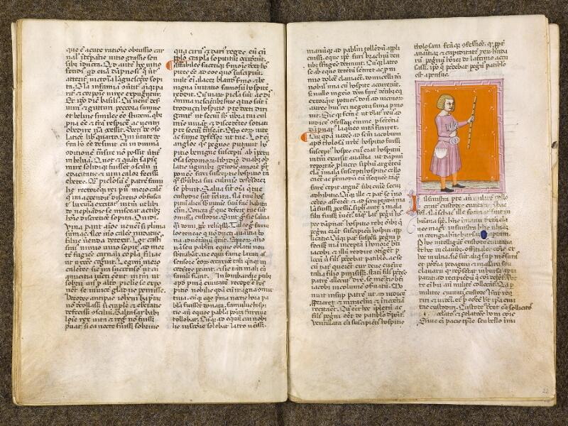 CHANTILLY, Bibliothèque du château, 0286 (1075), f. 021v - 022