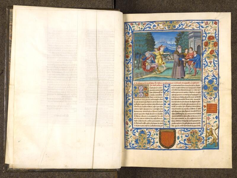 CHANTILLY, Bibliothèque du château, 0292 (0403), f. 004v - 005