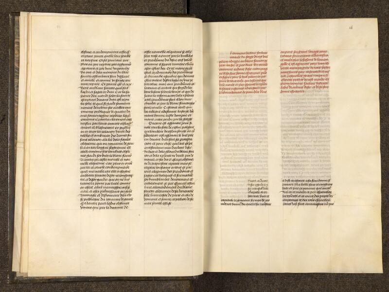 CHANTILLY, Bibliothèque du château, 0292 (0403), f. 013v - 014