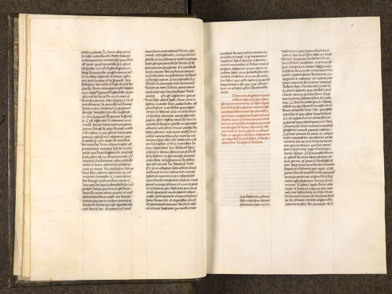CHANTILLY, Bibliothèque du château, 0292 (0403), f. 014v - 015