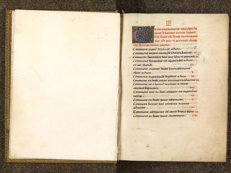 CHANTILLY, Bibliothèque du château, 0297 (1338), f. 000Bv - 001