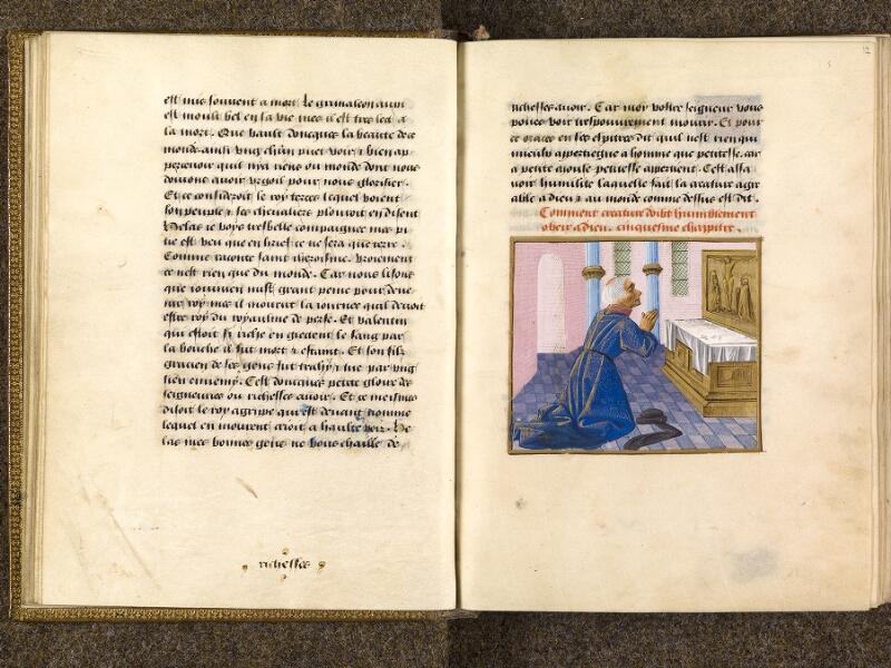 CHANTILLY, Bibliothèque du château, 0297 (1338), f. 016v - 017