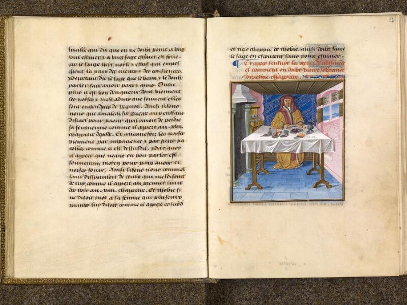 CHANTILLY, Bibliothèque du château, 0297 (1338), f. 031v - 032